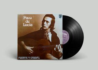 Paco De Lucia Fuente Y Caudal 1980 - Edición