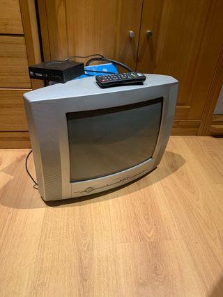 Televisión tubo daewoo