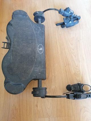 patin plataforma coche