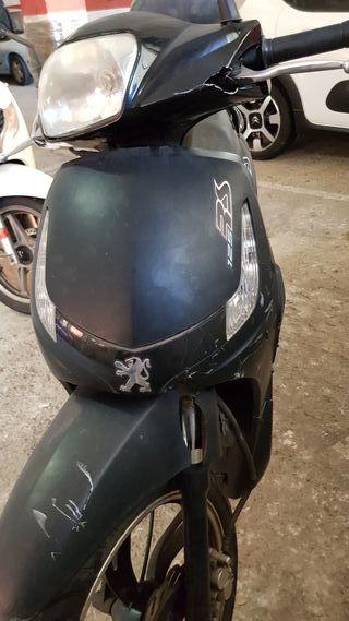 MOTO PEUGEOT TWEET 125CC
