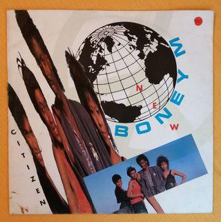 Disco vinilo Maxi single de BONEY M