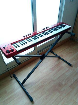 TECLADO Behringer / MIDI