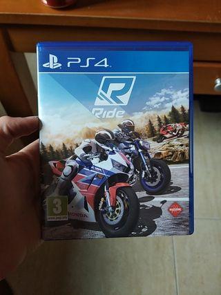 juego de motos ps4