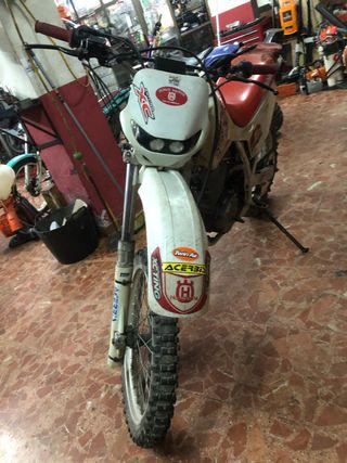 Honda Xr 600cc