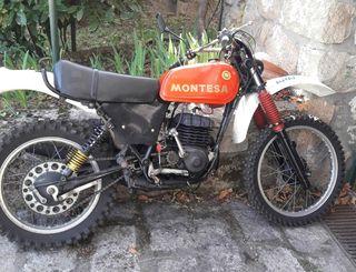 MONTESA ENDURO 250 H6 DEL 1978