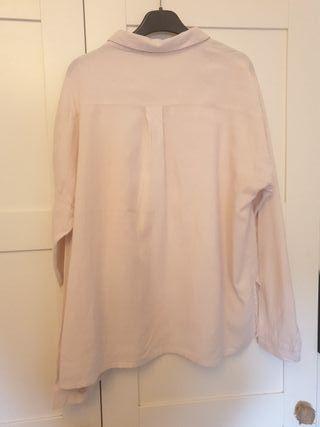 Camisa rosa talla S-M de Brownie