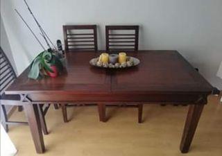 Mesa de comedor (sin sillas)