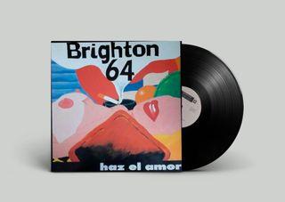 Brighton 64 Haz El Amor 1985 España