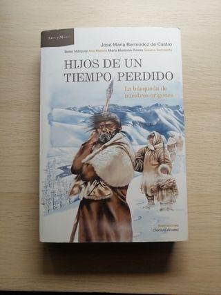Libro 3° antropología Uned
