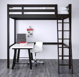 Litera estructura cama matrimonio IKEA