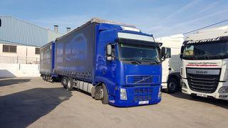 camión Volvo fh 12