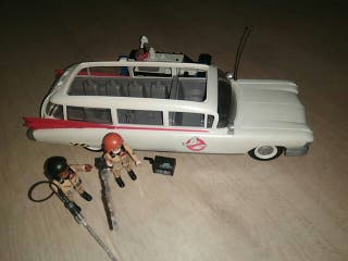 coche Cazafantasmas Playmobil
