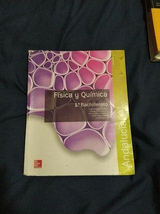 Libro Física y Química 1 Bachillerato McGrawHill