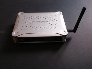 ROUTER ADSL2+ wifi CONCEPTRONICS