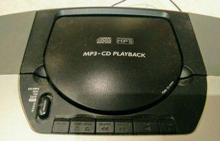 Radiocassette con cd portátil Philips AZ1316