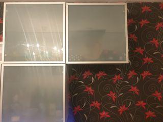 2 vitrinas modulares