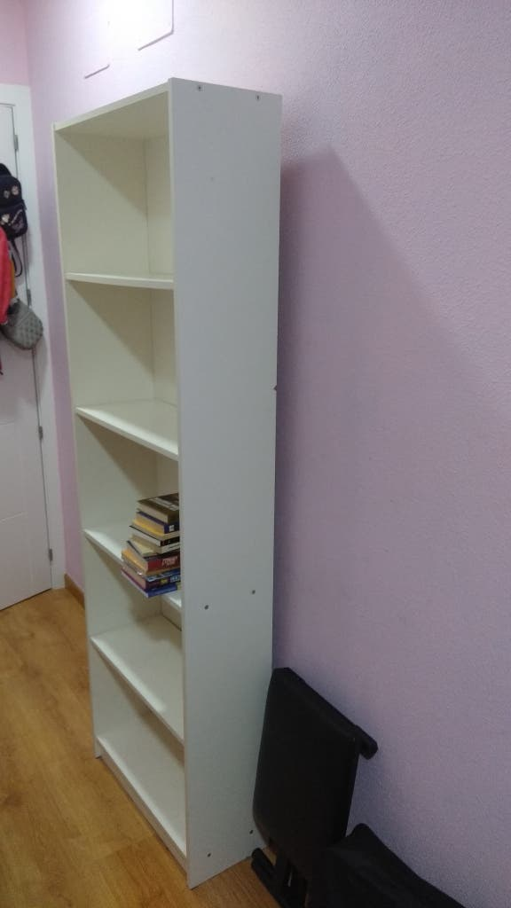 Librería Ikea Billy