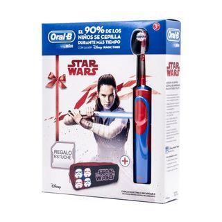 Cepillo eléctrico Stars Wars/Frozen