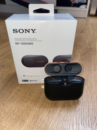 Sony WF-1000XM3 - Auriculares True Wireless