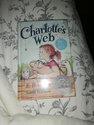 libro Charlotte's Web