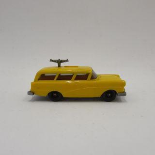 Opel Rekord P1 1957-1960 Caravan con antena