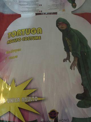 Disfraz adulto Tortuga Ninja