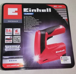 Grapadora batería Einhell TC-CT 3.6 Li