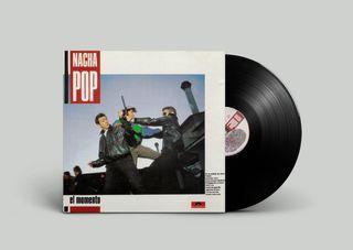 Nacha Pop El Momento - 1987 - Polydor