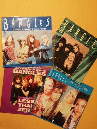 Disco vinilo Maxi single de BANGLES