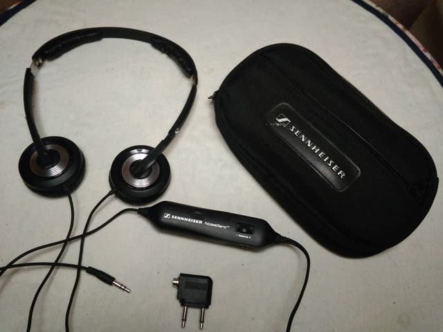 Auriculares Sennheiser PXC 250 II reductores ruido
