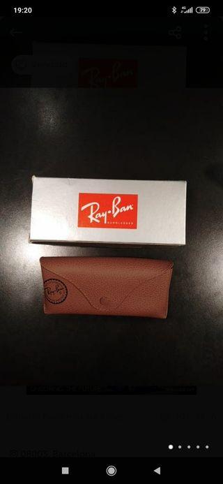 Funda gafas Ray-Ban