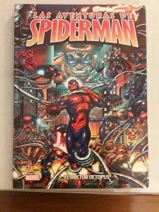 Las aventuras de Spiderman