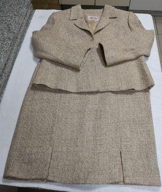 Traje de chaqueta Si´Si talla 52