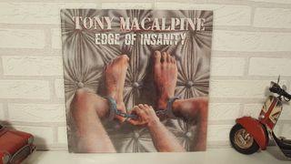 Disco de vinilo lp Tony MacAlpine