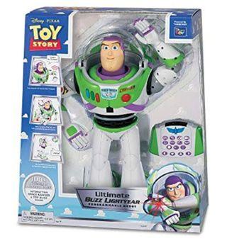Robot Buzz Lightyear con mando