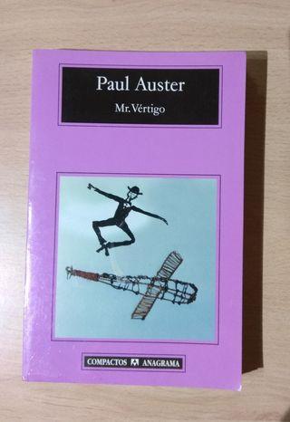 Paul Auster. Mr. Vértigo