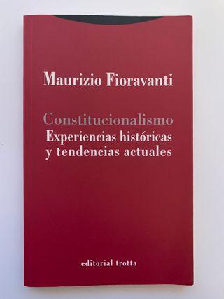 Libro de Constitucionalismo