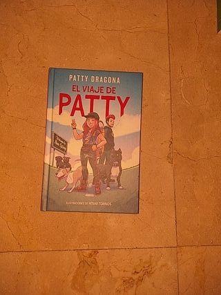 Libro de Patty dragona