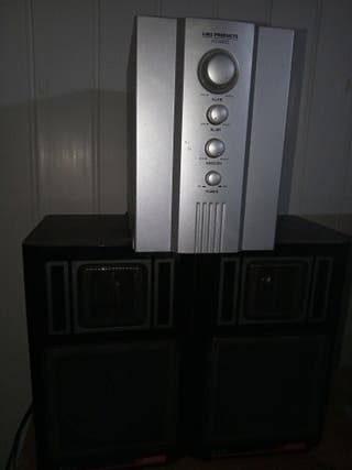 Home Cinema + Altavoces