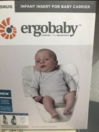 Ergobaby cojín reductor NUEVO natural
