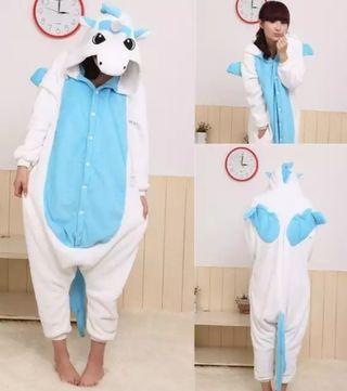 Pijama/Disfraz unicornio adulto talla XL