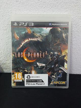 Juego Los Planet 2 PS3
