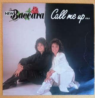Disco vinilo Maxi single de NEW BACCARA