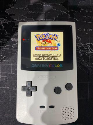 Game boy color ( restaurada) (pantalla color)
