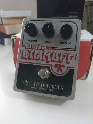 Pedal guitarra Little Big Muff