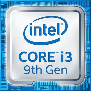 CPU INTEL CORE I3-9100F (NO GRAPHICS)