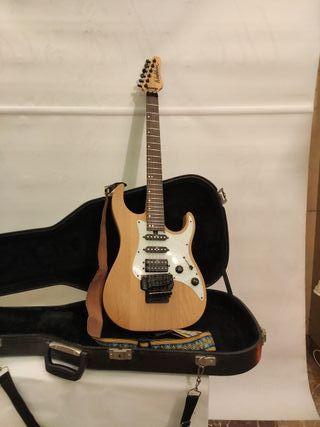 Guitarra eléctrica Washburn Mercury Series II