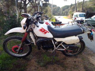 Yamaha dt 80