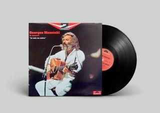 Georges Moustaki In Concert Je Suis Un Autre 1972