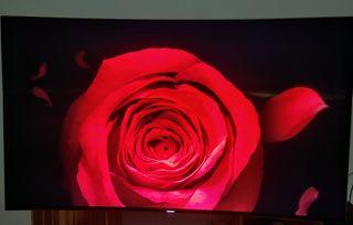 TV Samsung Curve KS9000 55'